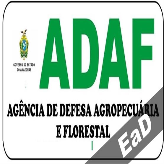 CONCURSO ADAF 2018 Fiscal Estadual Agropecuário