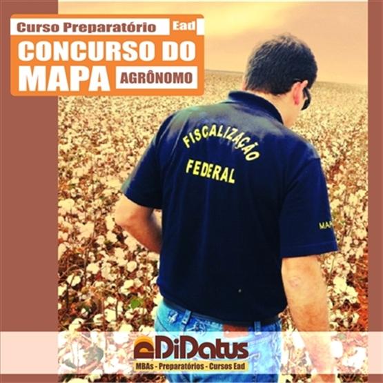MAPA - ENGENHEIRO AGRÔNOMO
