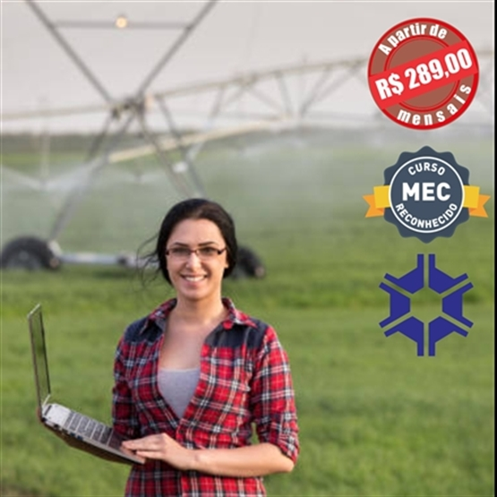 MBA em Gestão de Recursos Hídricos e Irrigação - EAD