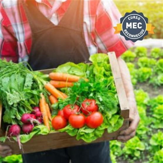 MBA em Agricultura Orgânica - EaD