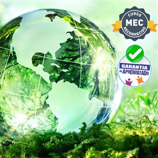 MBA em Gestão Ambiental e Ecologia - EaD