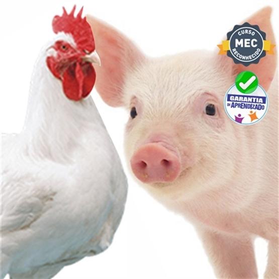 MBA em Nutrição de Aves e Suínos - EaD
