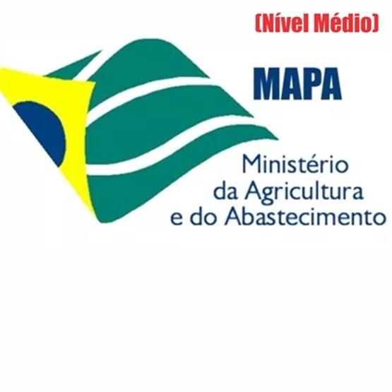 Preparatório MAPA - Agente Administrativo (Nível Médio)