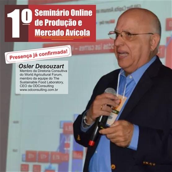 1º Seminário Online de Produção e Mercado Avícola